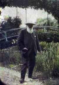 Claude Monet Resim Sanatçısı